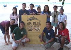 Big Blue Diving Tao